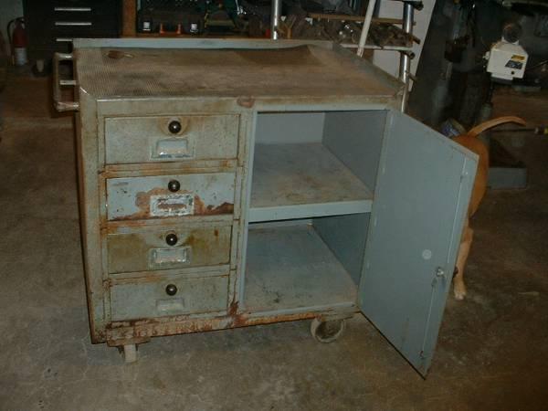 vintage machinist tool chest restoration industrial caffeine rh industrialcaffeine com
