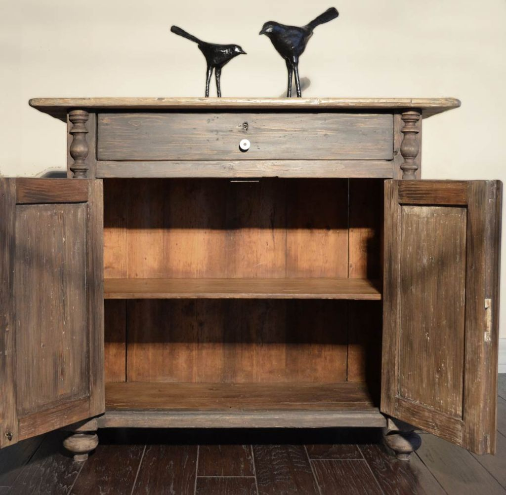 Antique Russian Sideboard Industrial Caffeine