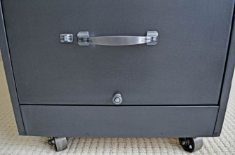 Steelcase File Cabinet