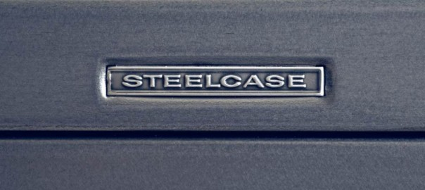 Steelcase Nameplate
