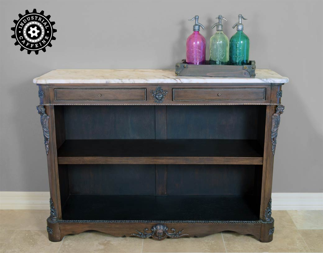 Sideboard - After