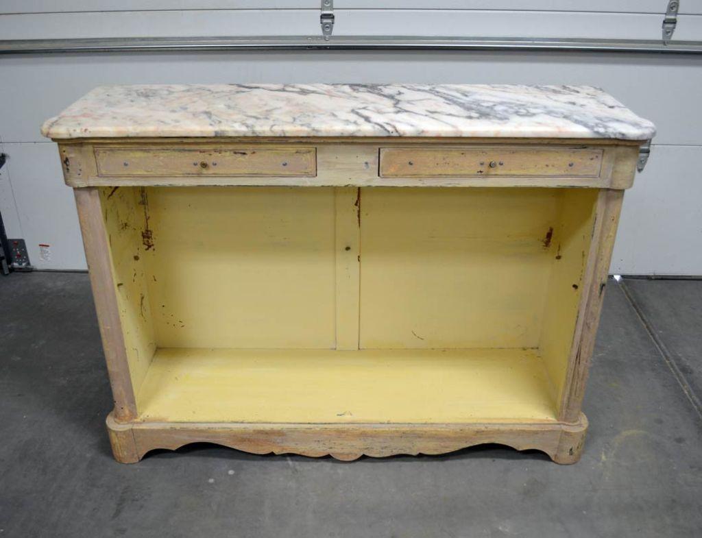 Sideboard - Before